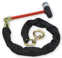 Doublelock Loop Chain kettingslot 130cm - SCM