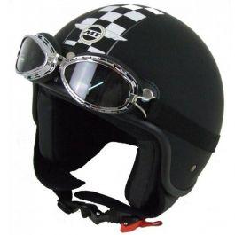 MT Custom Rider Flag - Zwart/wit