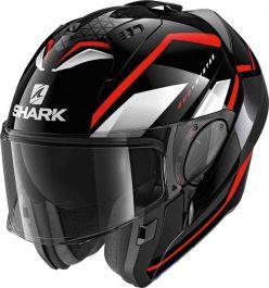 Shark Evo ES Yari - Zwart / Rood / Wit