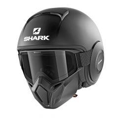 Shark Street Drak Blank Mat - Mat Zwart