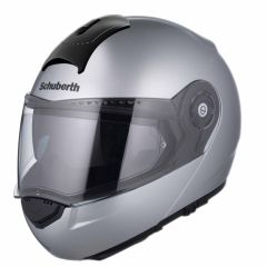 Schuberth C3 Basic - Zilver