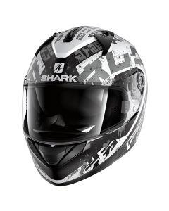 Shark Ridill Integraalhelm - Kengal / Wit_1