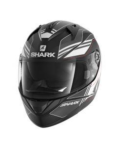 Shark Ridill TIKA - Mat Zwart / Antraciet / Wit