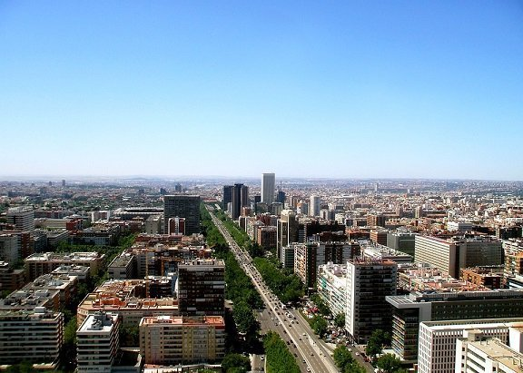 3x leuke scooterroutes in Madrid