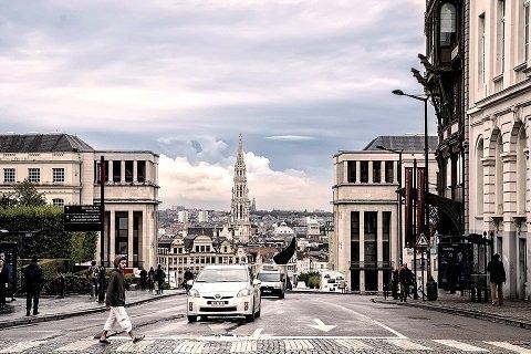 Een scooter huren in Brussel: leuke routes en praktische tips