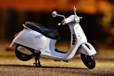 scooter start niet elektrisch