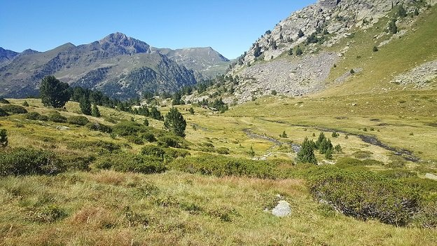 Motorroute Smokkelroute Andorra