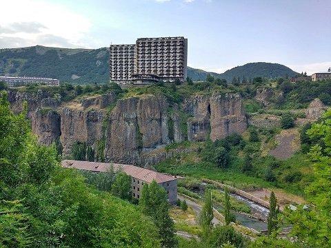 motorvakantie Armenië