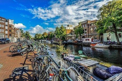 Helmplicht Amsterdam snorfietsers