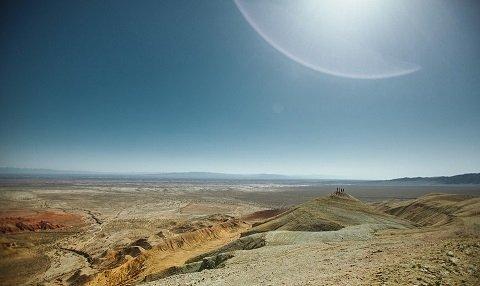 motorvakantie in Kazachstan